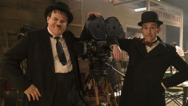 Steven Coogan leaves North Norfolk Digital Radio to portray Stan Laurel in 'Stan & Ollie'