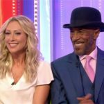 Danny John-Jules set to show off cat-like dance moves for 'Strictly Come Dancing' 2018