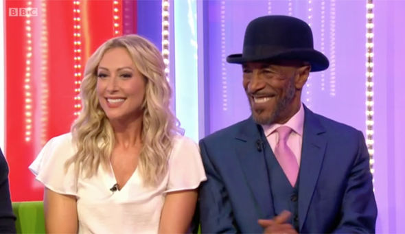 Danny John-Jules set to show off 'cat-like' dance moves for Strictly Come Dancing 2018