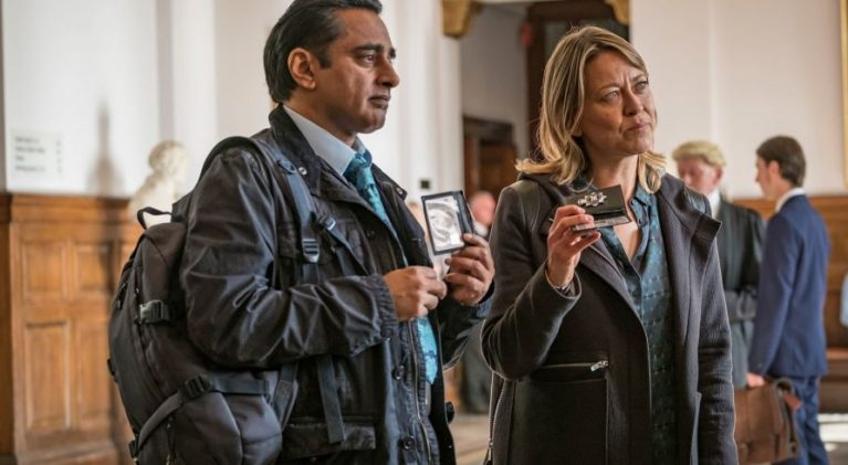 Rucksack and all, 'Unforgotten' will return for a 4th series