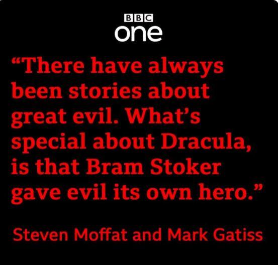 BBC meme about Dracula