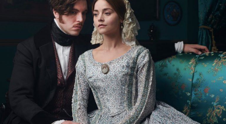 First pic signals turbulent times are ahead for Queen Victoria in series 3