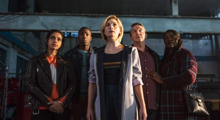 The Jodie Whittaker era has begun and it's very, very 'Who-ish'