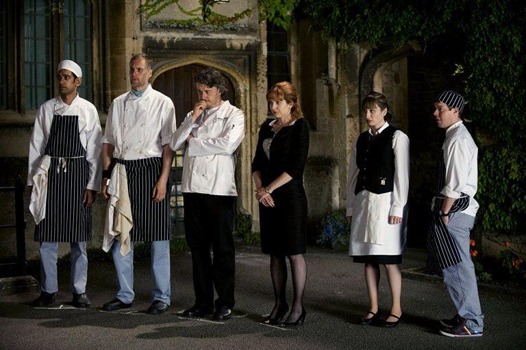Cast of Whites British television show