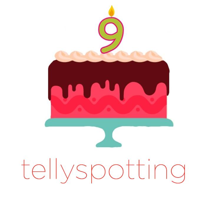 Tellyspotting's 9th birthday