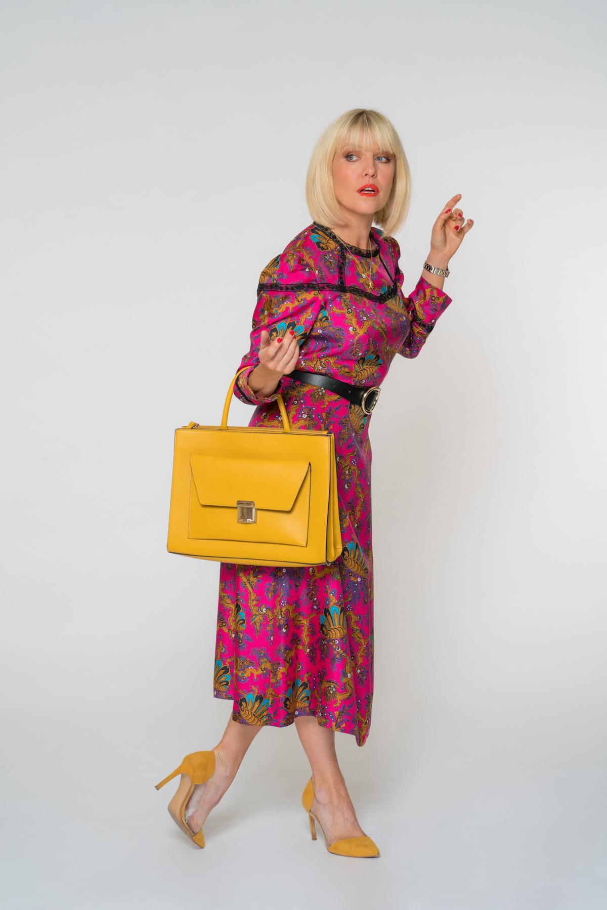 Ashley Jensen as Agatha Raisin
