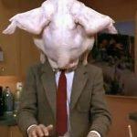 Rowan Atkinson on his 'vicious turkey prop injury' from 'Mr. Bean'
