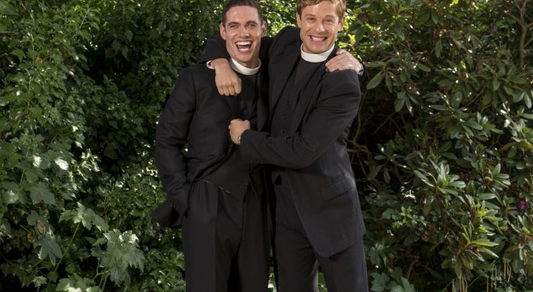 'Grantchester' has a new vicar in town as James Norton is set to say goodbye