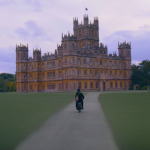 Here's a first look at 'Downton Abbey: The Movie'!