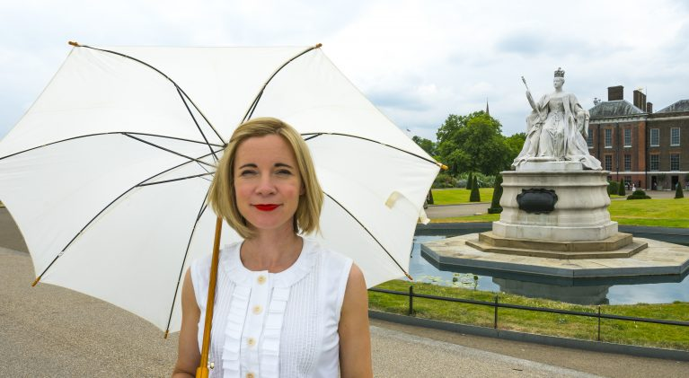 Lucy Worsley talks 'Victoria & Albert: The Wedding,' premiering on PBS