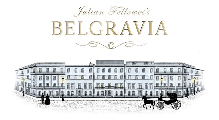 It's scandal, secrets and passion as Sir Julian Fellowes adapts his historical novel 'Belgravia' for ITV