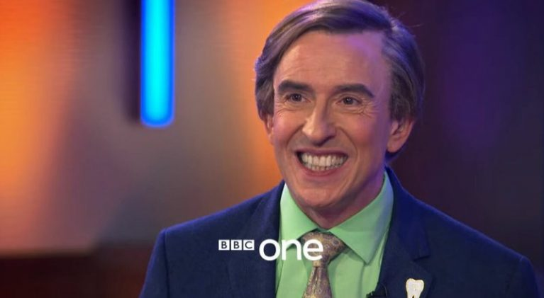 North Norfolk's finest returns to BBC One in 'This Time with Alan Partridge'