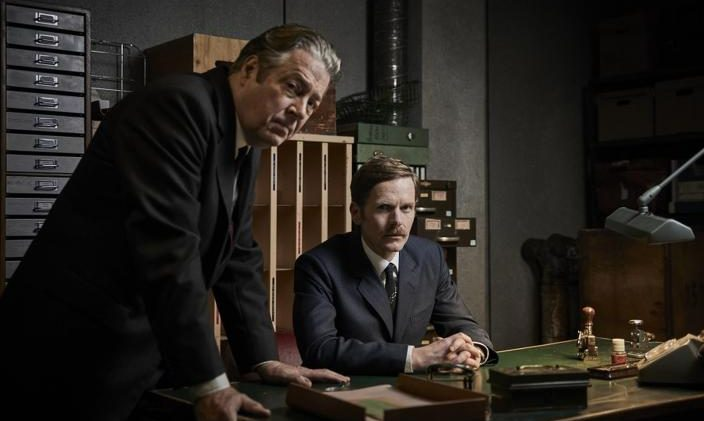 Shaun Evans returns as DS Endeavour Morse when series 6 premieres June 16 on PBS