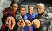 Red Dwarf returns – S10 in 2010?