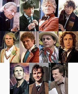 Happy 46th, Doctor Who