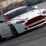 Mr. Bean trades in Mini for Aston Martin Vantage GT4