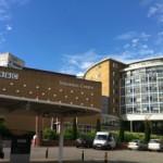 Inside BBC Television Centre