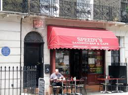 Sherlock good for Speedy's Sandwich Bar business