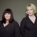 "British comedy duo French and Saunders ""getting the band back together""…"