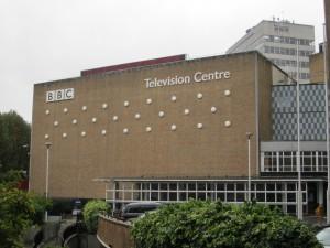 Behind the Britcom at BBC Television Centre