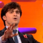 Daniel Radcliffe sings the Periodic Table to promote Harry Potter