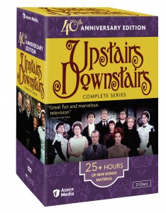 Have a spare 57+ hours? Upstairs Downstairs DVD giveaway