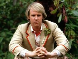 Former Doctor Who Peter Davison