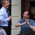 More Sherlock 2 photos and updates