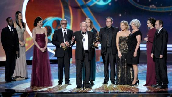 And the winner is….Downton Abbey x 4!