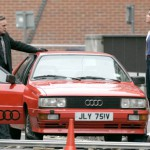 Best crime-fighting banger – Ford Cortina or Audi Quattro?