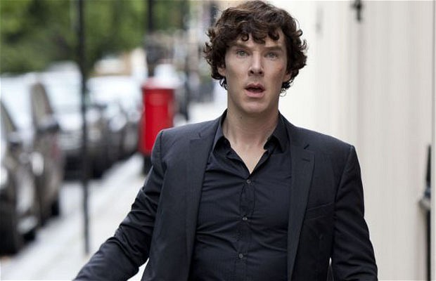 You say New Years Eve. We say Sherlock Eve.