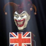 Something funny is going on 16 Dec – The British Comedy Awards