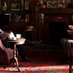 "Creating Sherlock's 221b Baker Street ""home"""
