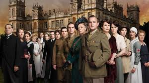 Cast of ITV's Downton Abbey