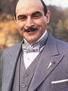 David Suchet bids farewell to Hercule Poirot in 2012