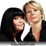 Dawn French on writing with Jennifer Saunders