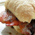 Celebrate British Sandwich Week with a Bacon Butty
