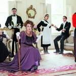 MTV UK's Geordie Shore does Downton Abbey