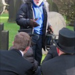 Sir David Jason goes behind the camera for the Pearly Gates