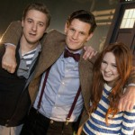Amy & Rory are gone, but The Doctor will return – Christmas 2012