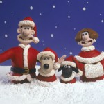 Wallace & Gromit wish you a Cracking Christmas