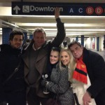 Downton cast does Downto(w)n NYC