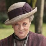 Yet another Golden Globe for the Dowager Countess