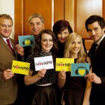 At long last, it's Downton Day in the U.S. as cast visits NPR