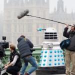 Daleks invade Westminster Bridge for 50th
