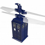 Be the envy of your neighborhood with a TARDIS fridge and/or helicopter!