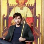 David Tennant as Richard II – coming Nov 13 to a theatre near you hopefully