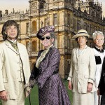 Wild Horses couldn't drag them away….from 'Downton Abbey', that is