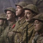What? Blackadder at German prisoner-of-war camp, Colditz Castle?
