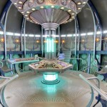 Inside and outside the Tardis courtesy of Google Street View